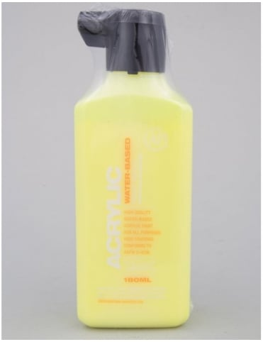 Fluoro Flash Yellow - 180ml Paint Refill