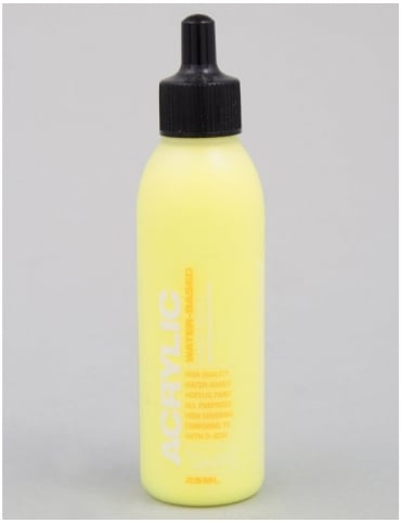 Fluoro Flash Yellow - 25ml Paint Refill