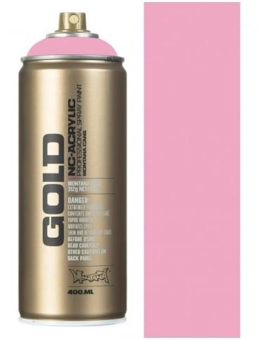 Montana Gold Frozen Raspberry Spray Paint - 400ml