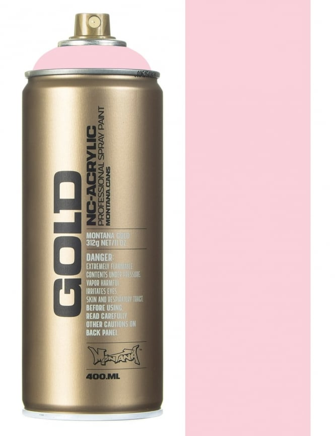 Montana Gold Frozen Strawberry Spray Paint - 400ml