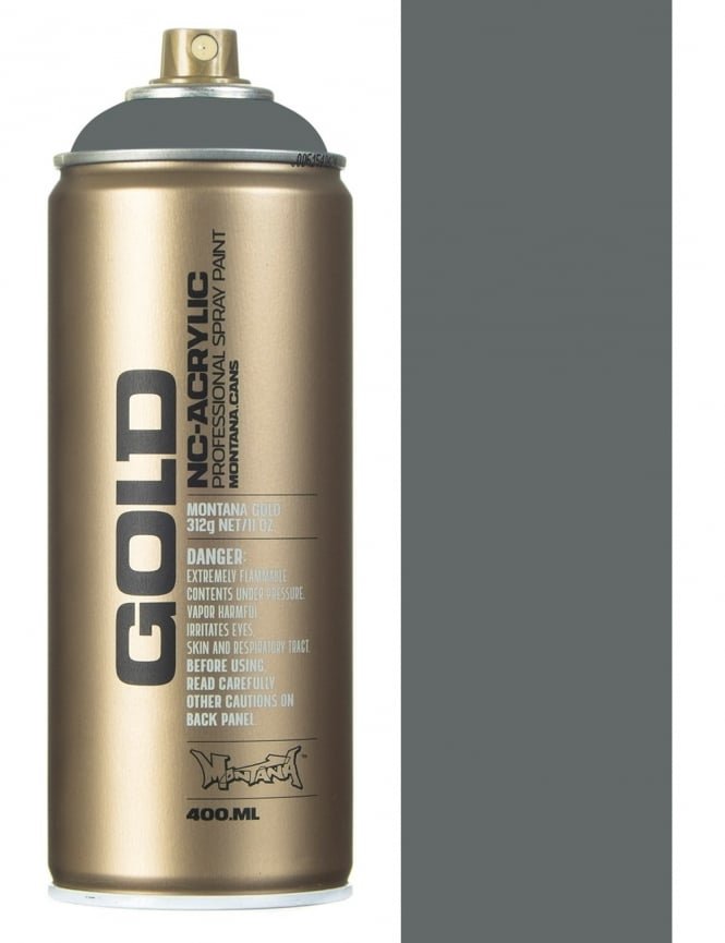 Montana Gold Gravel Spray Paint - 400ml