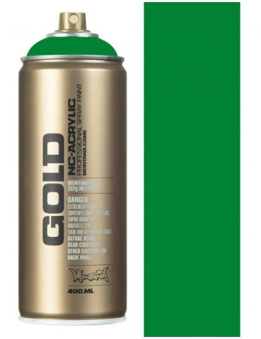 Montana Gold Greenery Spray Paint - 400ml