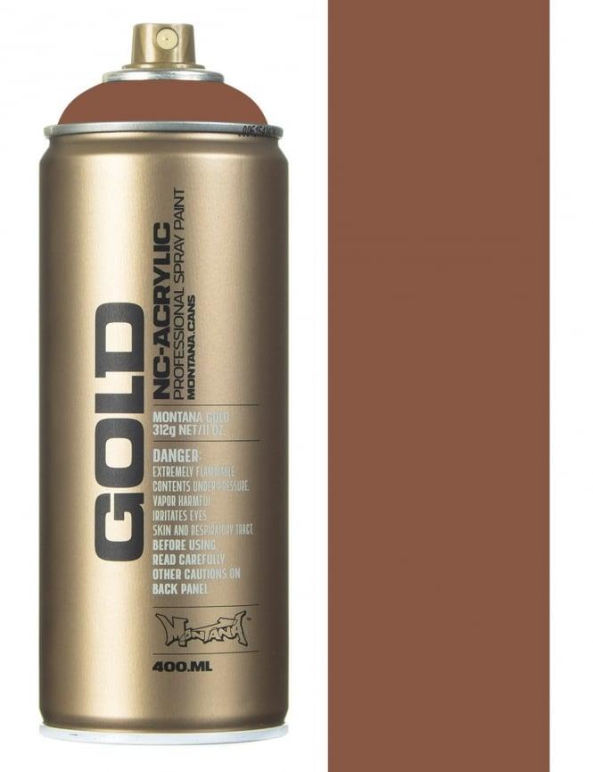 Montana Gold Hot Chocolate Spray Paint - 400ml