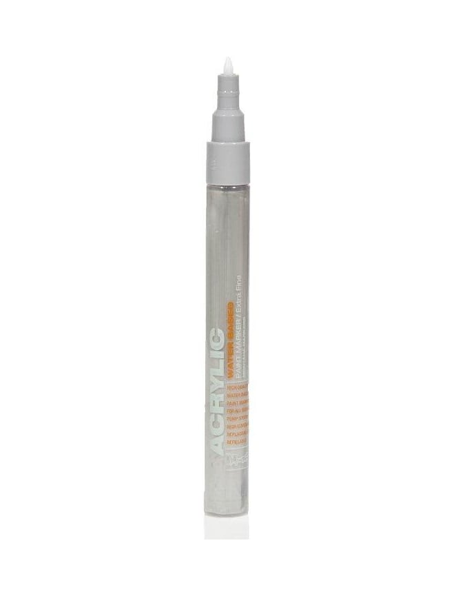 Montana Gold Iron Curtain - 0.7mm Acrylic Paint Marker