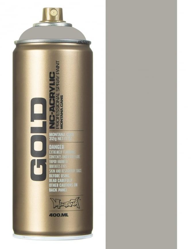 Montana Gold Iron Curtain Spray Paint - 400ml
