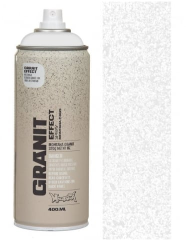 Montana Gold Light Grey Granite Effect Spray Paint - 400ml