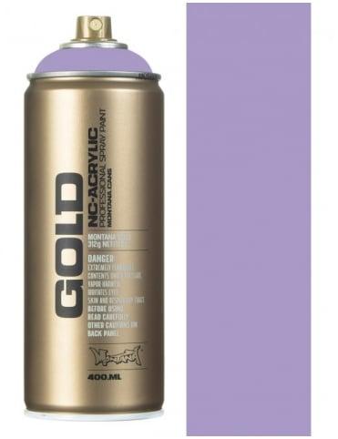 Montana Gold Light Lilac Spray Paint - 400ml