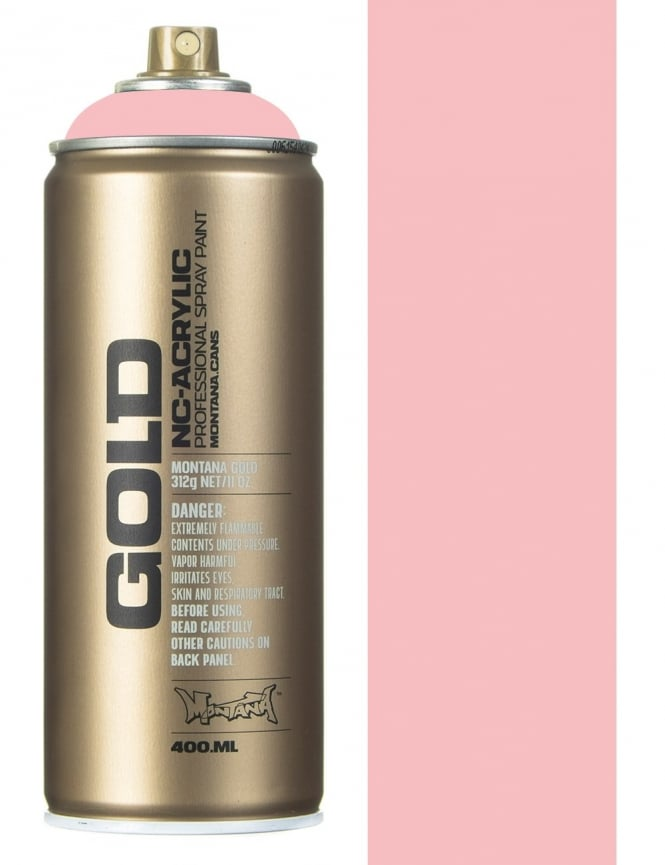 Montana Gold Lychee Spray Paint - 400ml