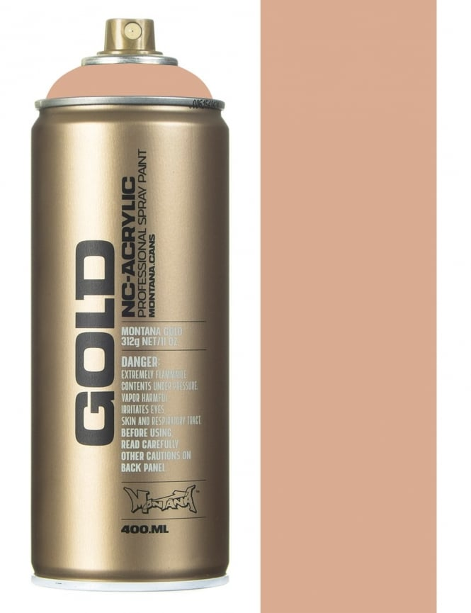 Montana Gold Make-Up Spray Paint - 400ml