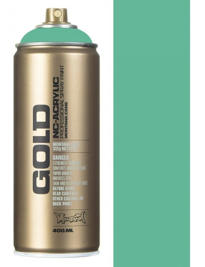 Montana Gold Malachite Spray Paint - 400ml