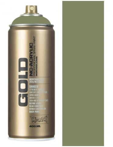 Manila Green Spray Paint - 400ml