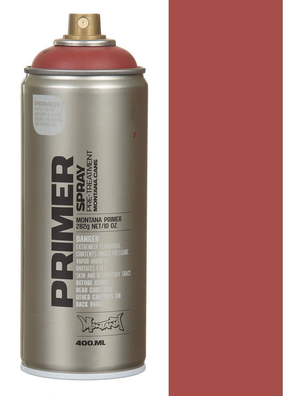 Good Paint And Primer Spray Paint Part - 11: Metal Primer Spray Paint - 400ml