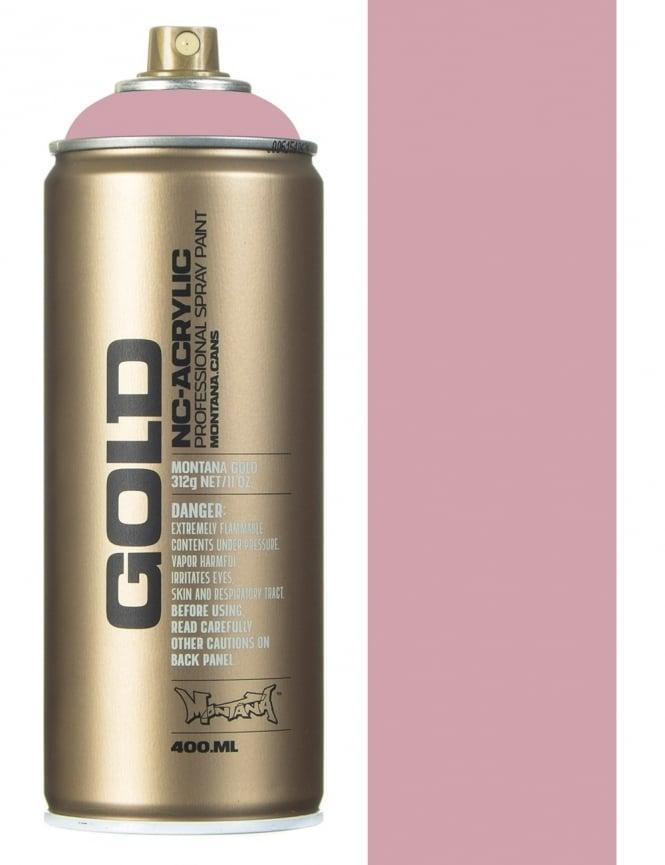 Montana Gold Mortadella Spray Paint - 400ml