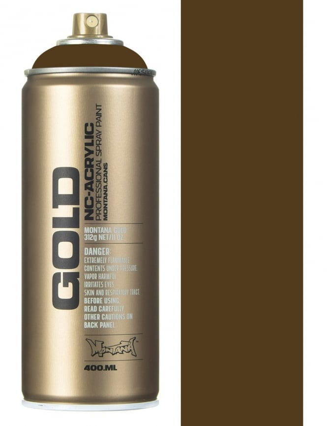 Montana Gold Mushroom Spray Paint - 400ml