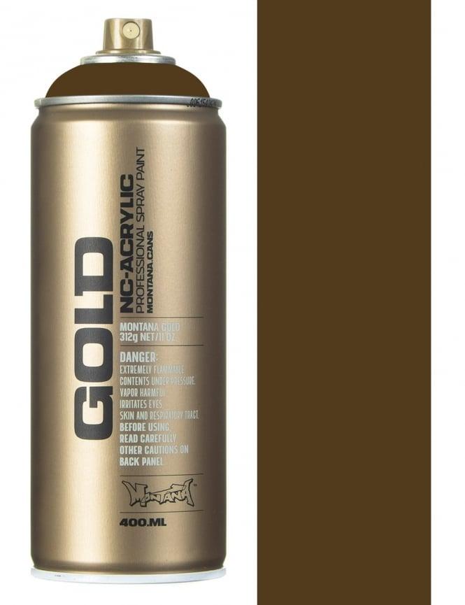 Montana Gold Mushroom Spray Paint - 400ml