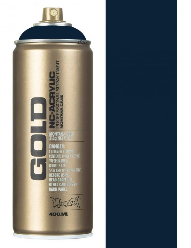 Montana Gold Nautilus Spray Paint - 400ml