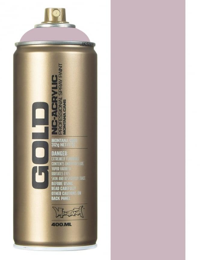 Montana Gold Paris Spray Paint - 400ml