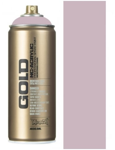 Montana Gold Paris Spray Paint - 400ml