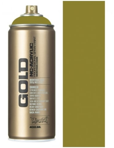 Montana Gold Pepperoni Hot Spray Paint - 400ml