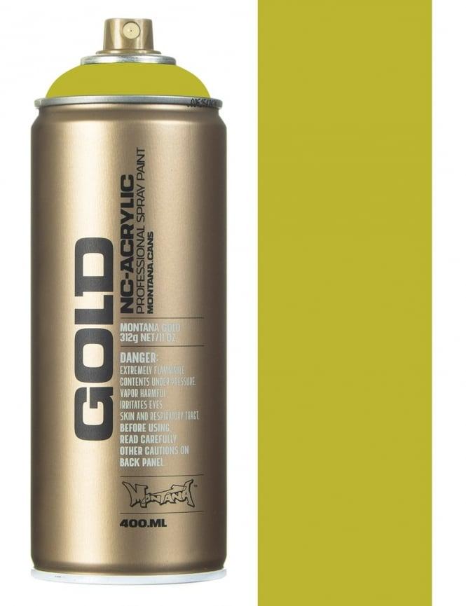 Montana Gold Pepperoni Mild Spray Paint - 400ml