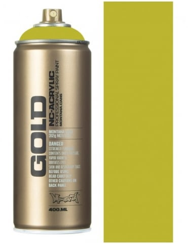 Montana Gold Pepperoni Mild Spray Paint - 400ml