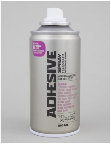 Permanent Adhesive Spray Can - 150ml