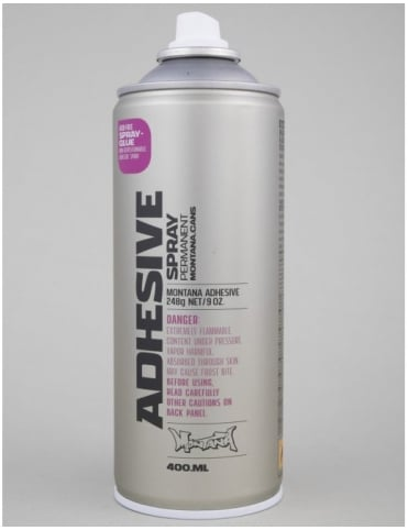 Permanent Adhesive Spray Can - 400ml