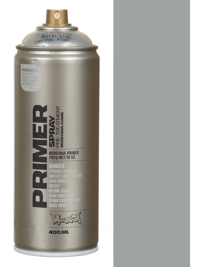 Montana Gold Plastic Primer Spray Paint - 400ml