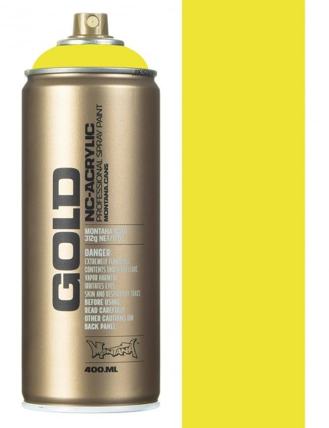 Montana Gold Poison Light Spray Paint - 400ml