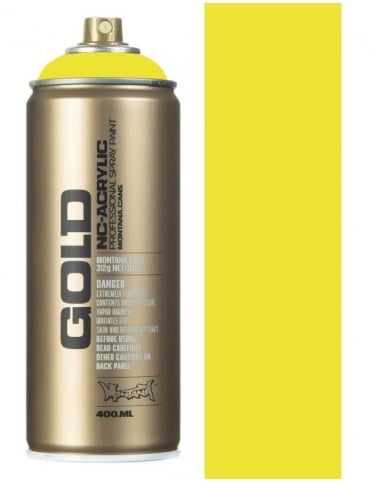 Montana Gold Poison Pastell Spray Paint - 400ml