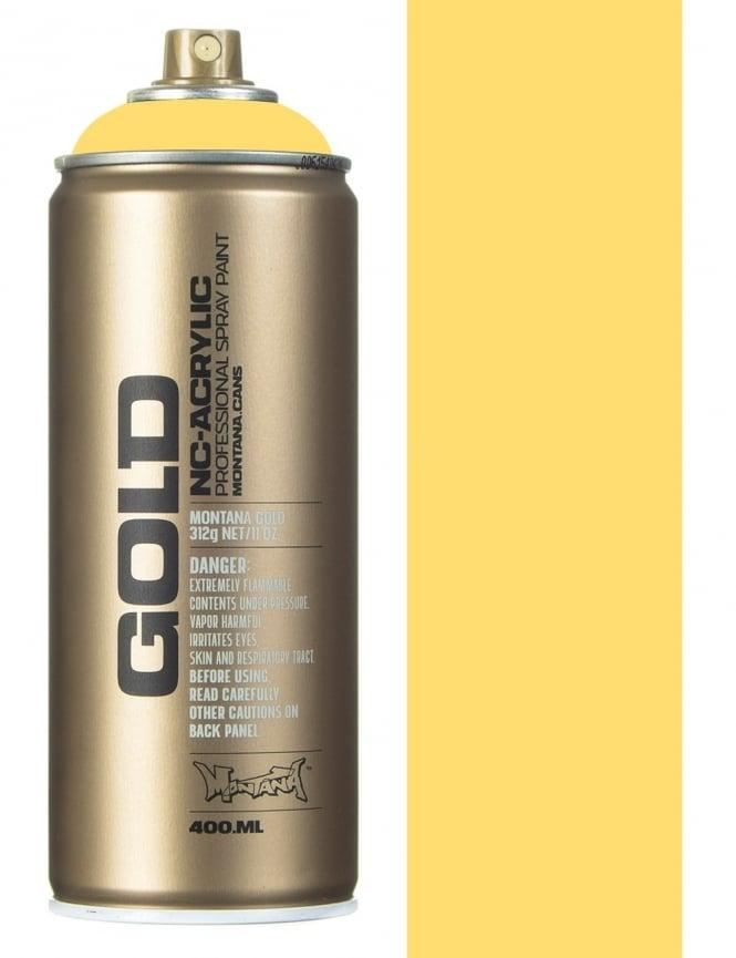 Montana Gold Pudding Spray Paint - 400ml