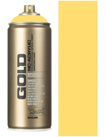 Montana Gold Pudding Spray Paint - 400ml