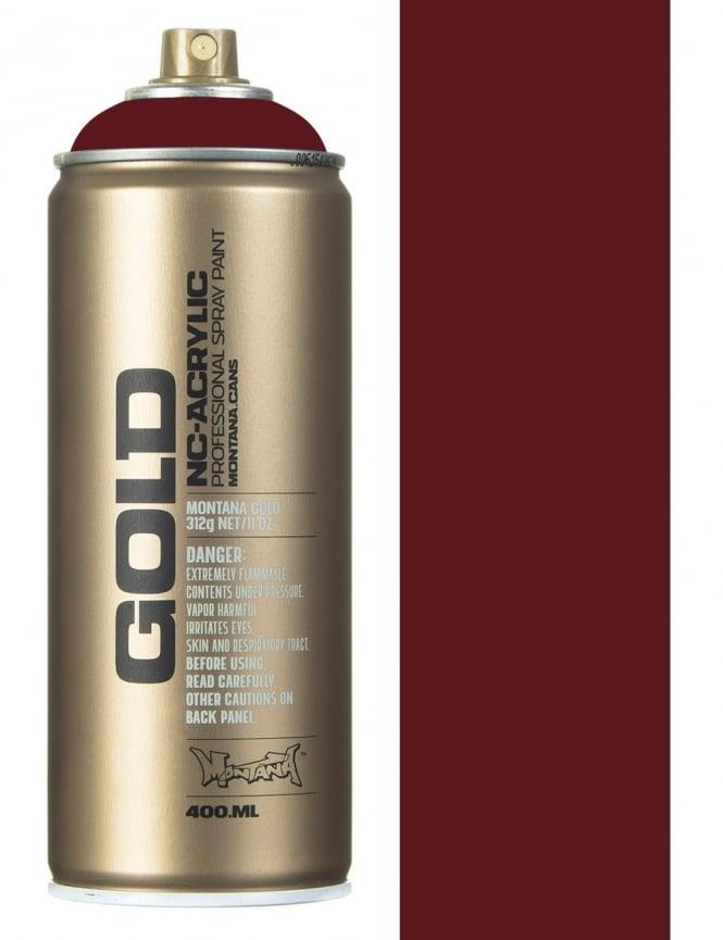 Montana Gold Purple Red Spray Paint - 400ml