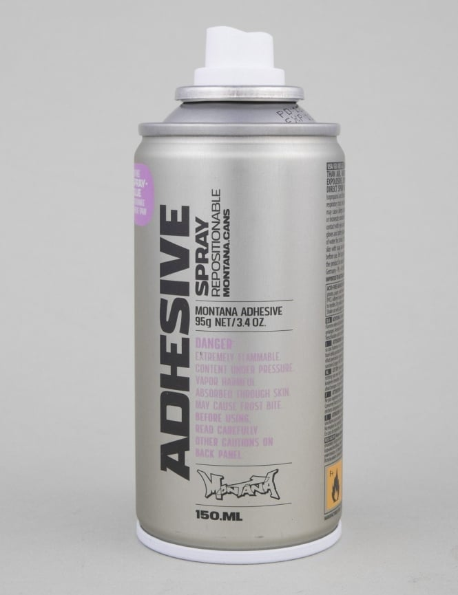 Montana Gold Repositionable Adhesive Spray Can - 150ml