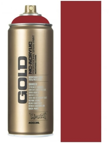 Montana Gold Rusto Coat Spray Paint - 400ml