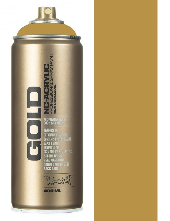 Montana Gold Sand Spray Paint - 400ml