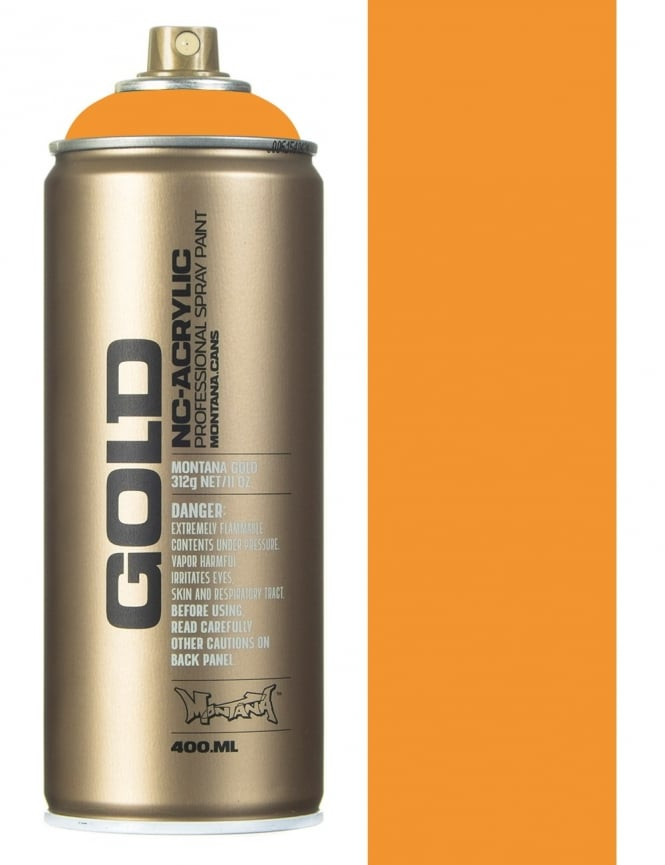 Montana Gold Scampi Spray Paint - 400ml