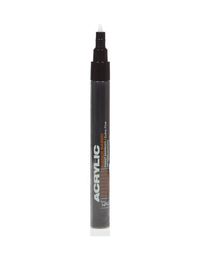 Montana Gold Shock Black - 0.7mm Acrylic Paint Marker