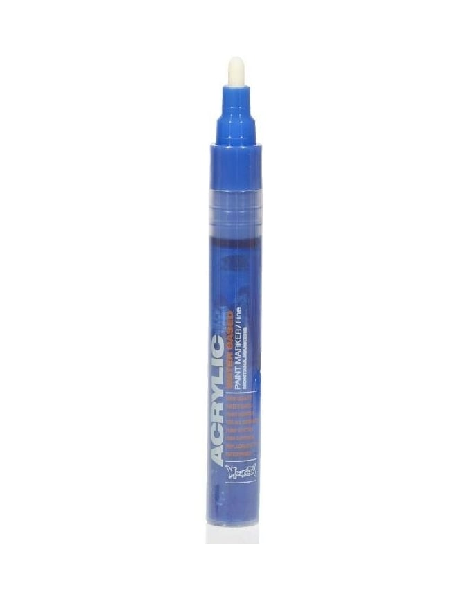 Montana Gold Shock Blue - 2mm Acrylic Paint Marker