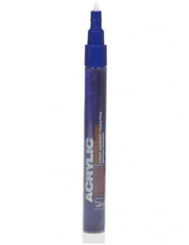 Shock Blue Dark - 0.7mm Acrylic Paint Marker