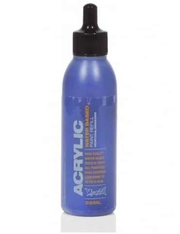 Shock Blue Dark - 25ml Paint Refill