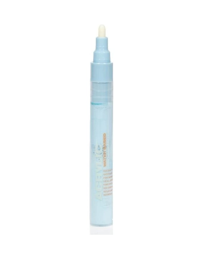 Montana Gold Shock Blue Light - 2mm Acrylic Paint Marker