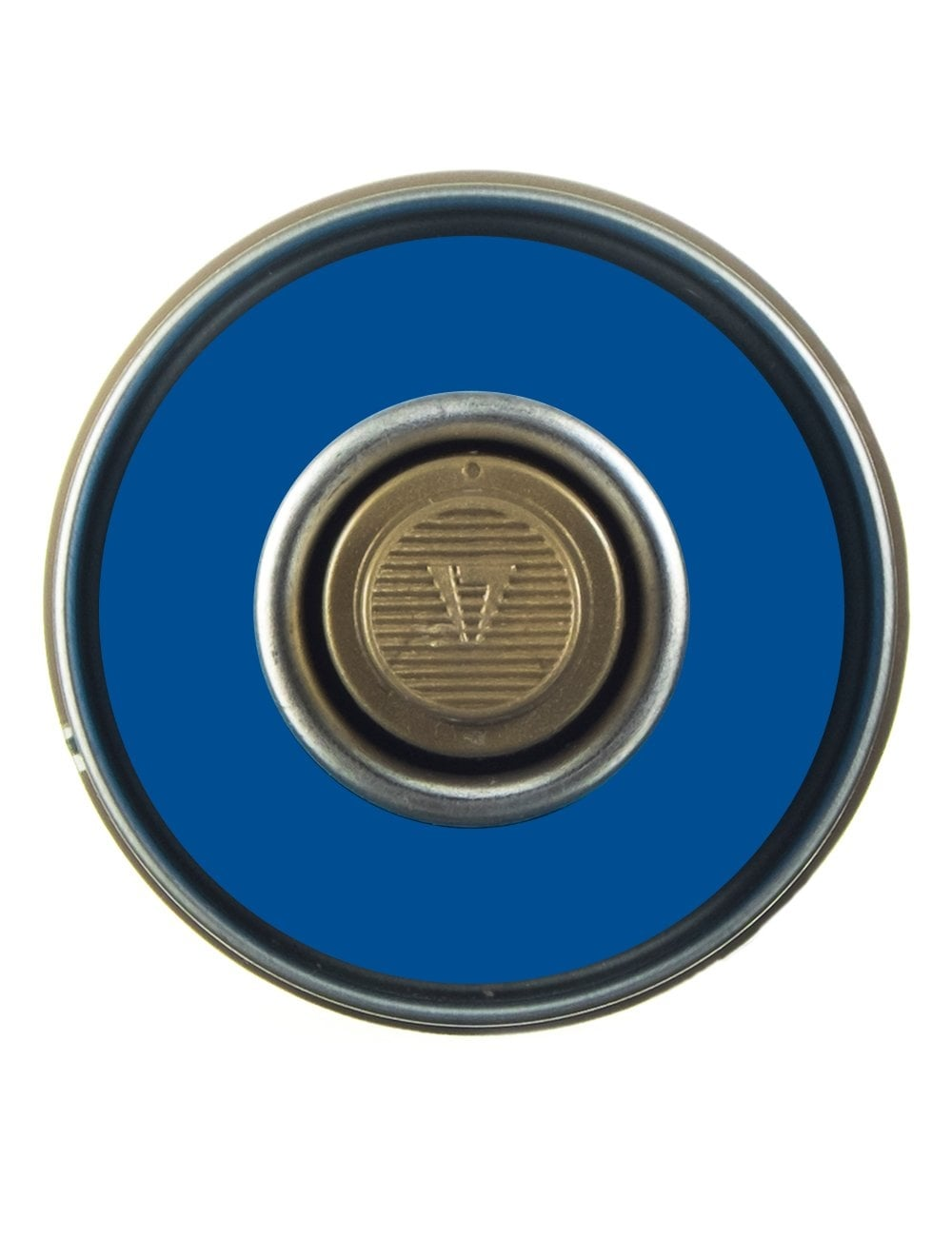 shock blue spray paint 400ml
