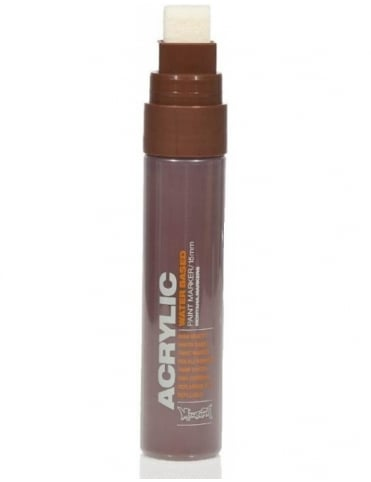 Montana Gold Shock Brown - 15mm Acrylic Paint Marker