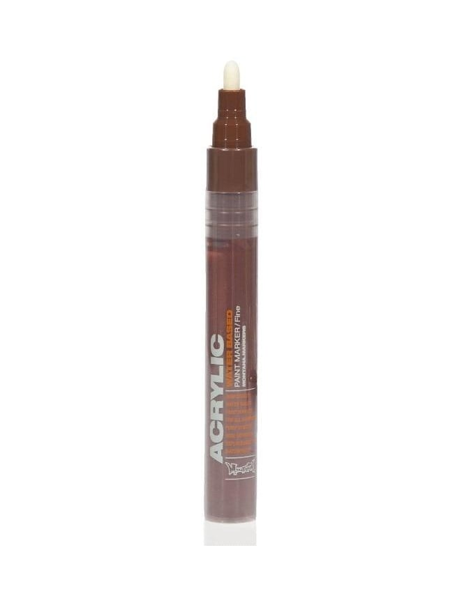 Montana Gold Shock Brown - 2mm Acrylic Paint Marker