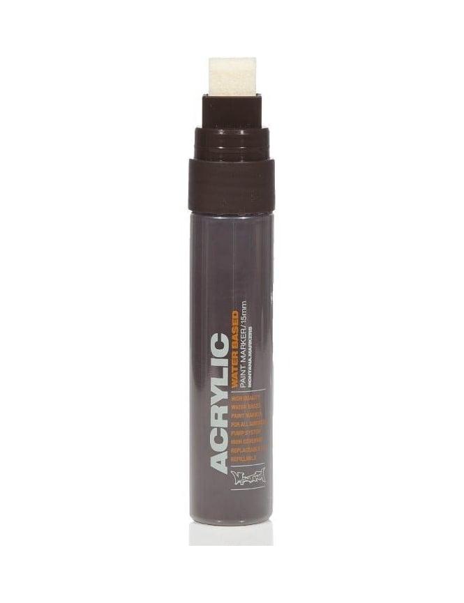 Montana Gold Shock Brown Dark - 15mm Acrylic Paint Marker