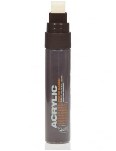 Montana Gold Shock Brown Dark - 15mm Acrylic Paint Marker