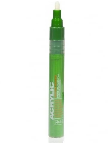 Shock Green - 2mm Acrylic Paint Marker