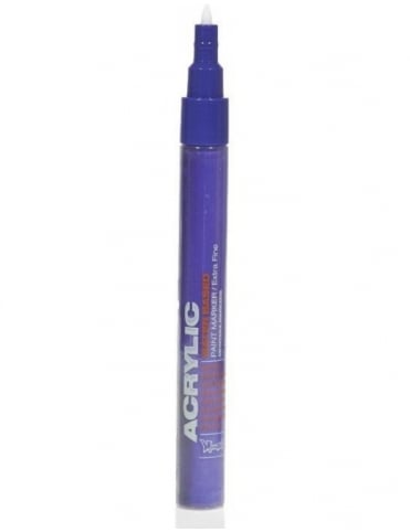 Montana Gold Shock Lilac - 0.7mm Acrylic Paint Marker