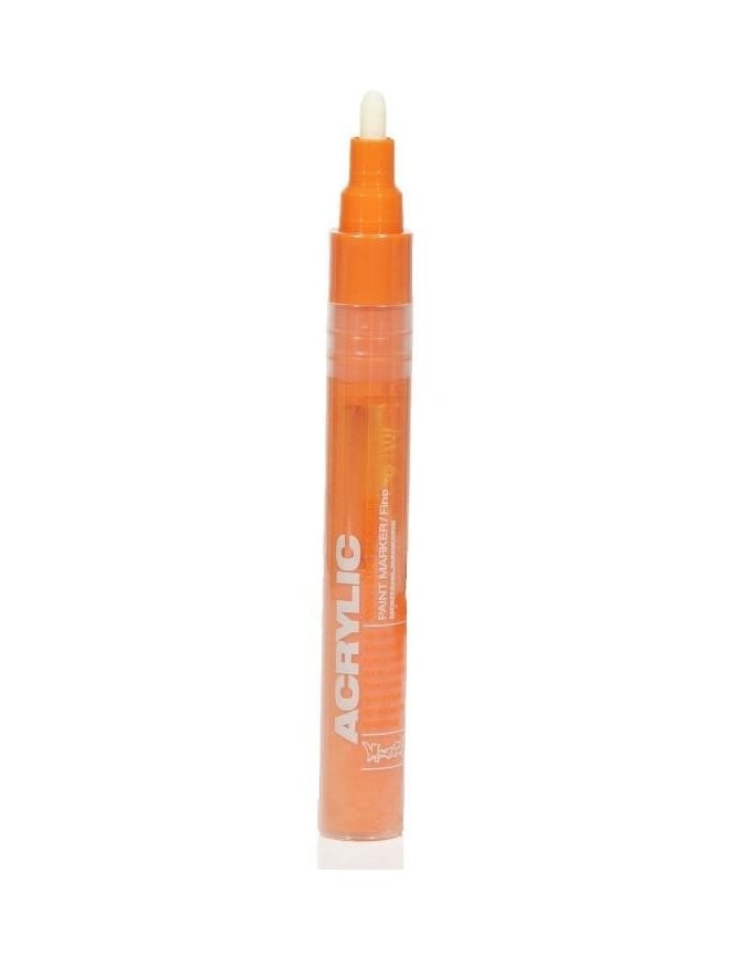 Montana Gold Shock Orange - 2mm Acrylic Paint Marker